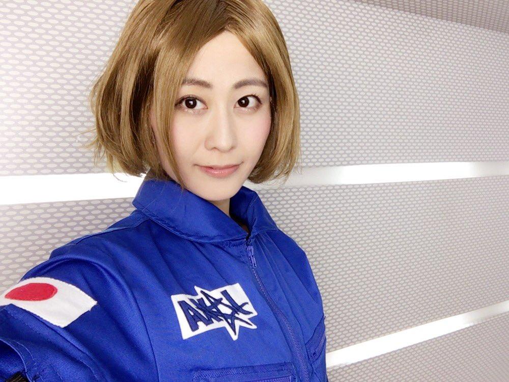 #人狼TLPT X 宇宙兄弟のビジュアルが解禁されました!伊東せりか 役精一杯つとめます!!!