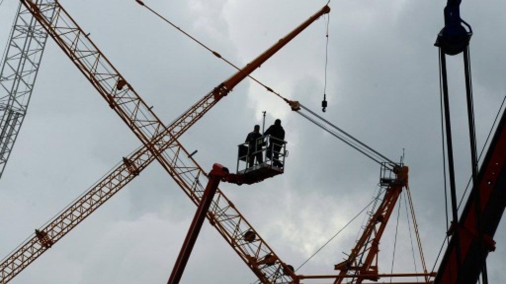 German business sentiment 'jubilant': Ifo
