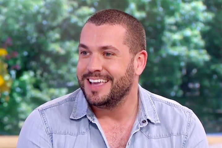 Shayne Ward says that being a dad is the perfect role for