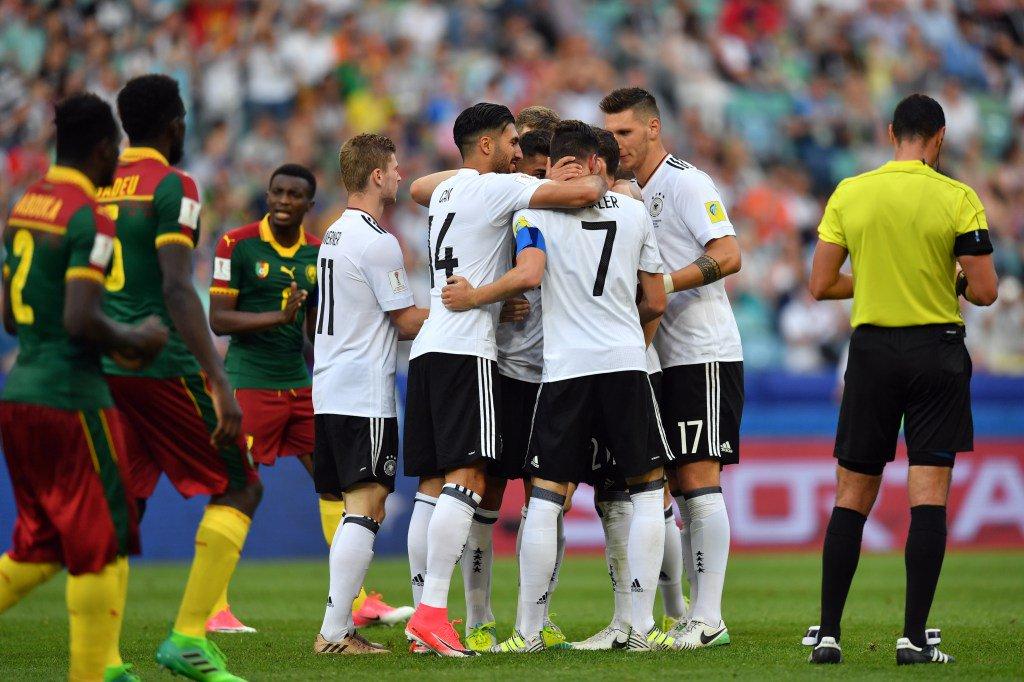 Alemania vence a Camerún y será rival de México en semifinales - Diario Co Latino
