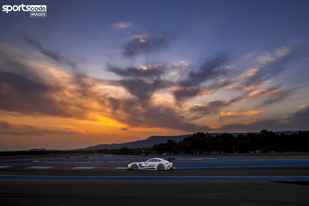 test Twitter Media - Not many things beat driving into the beautiful Sunset of @PaulRicardTrack in France. 😍 📸: @aklyazbeck / @SC_Images #BlancpainGT #Sunset https://t.co/lkuO7CPjoN
