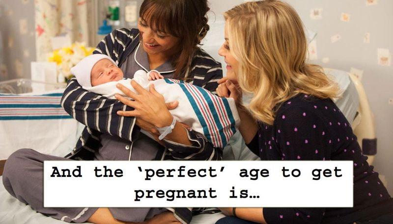 REVEALED: This is apparently the 'perfect' age to get