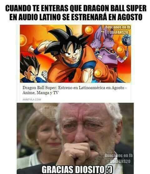 RT @jr295564: #YaNoAguantoQ salga dragon ball super en latinoamérica https://t.co/cdvVIysRm0