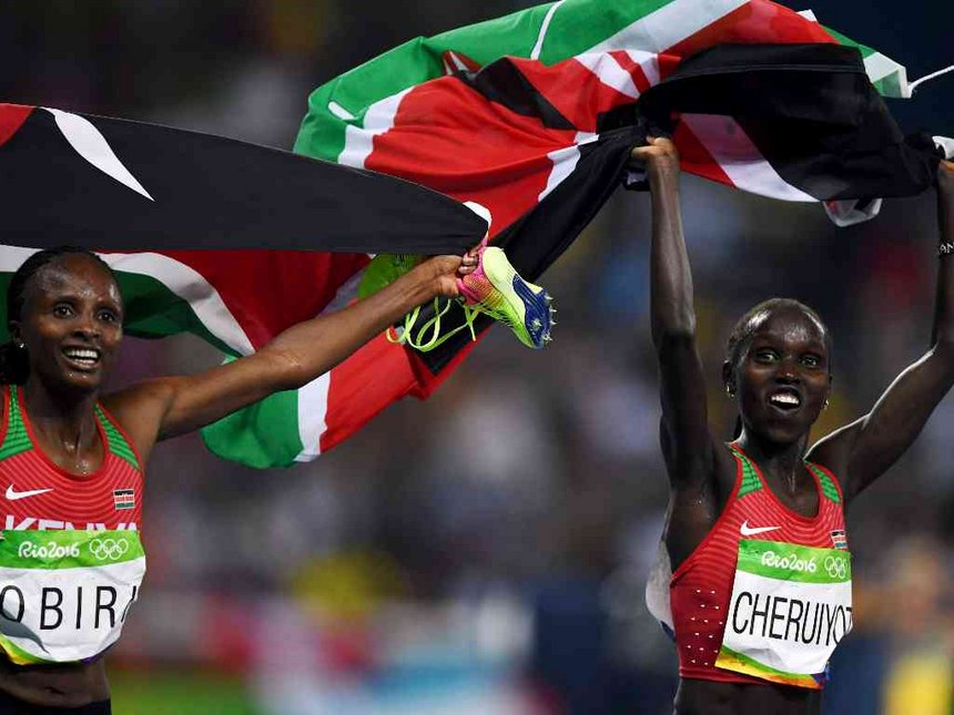 Obiri ready to take over from Olympic champion Cheruiyot