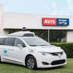 Google's parent wants Avis to help manage its self-driving fleet