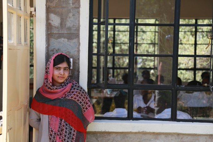 We want to wish Pakistani activist Malala Yousafzai ( a Happy Birthday! Keep spreading peace & love.