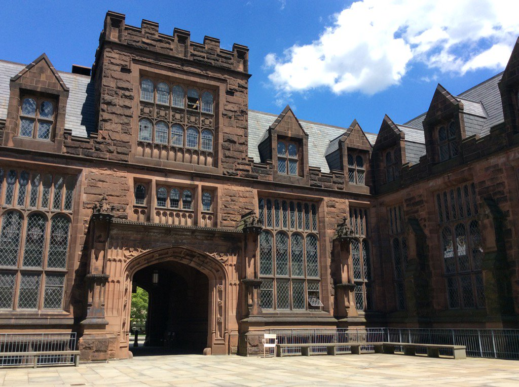 Here at #Princeton with a high school sophomore. #Possibilities @laurarpowell1 https:/ ...