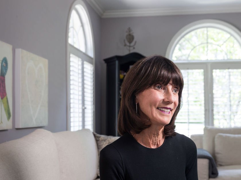 'She's basically a very giving person': Pamela Buffett, cancer center's lead donor, inherited her husband's vision to help others