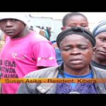 Police investigate murder of 5 people in Kibera