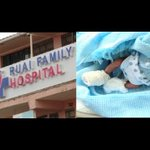 Hospital denies medical negligence after infant loses foot
