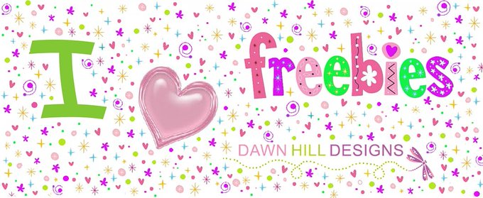 Printable Freebies on my blog! In the Pink!free