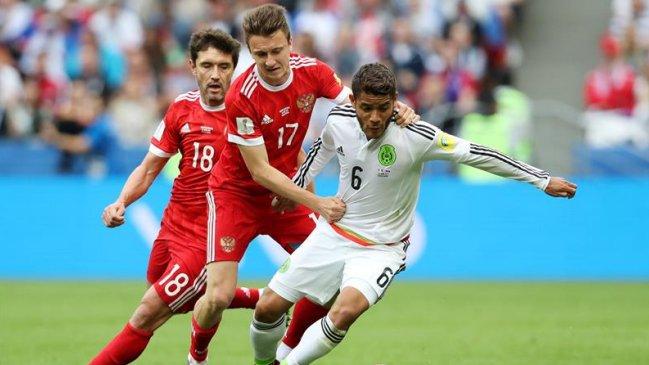 Volante de México: No somos favoritos y jugaremos un duelo complicado ante Alemania