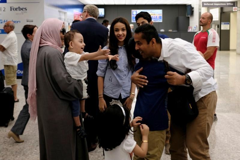 U.S. Supreme Court breathes new life into Trump's travel ban
