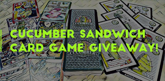 Board Game Giveaways -