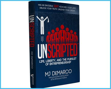 UNSCRIPTED Life, Liberty, and the Pursuit of Entrepreneurship Giveaway