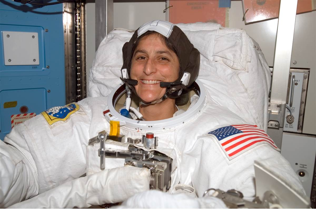 Massachusetts school to be named after NASA astronaut Sunita Williams