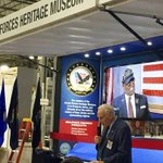 Military history museum will come to the people