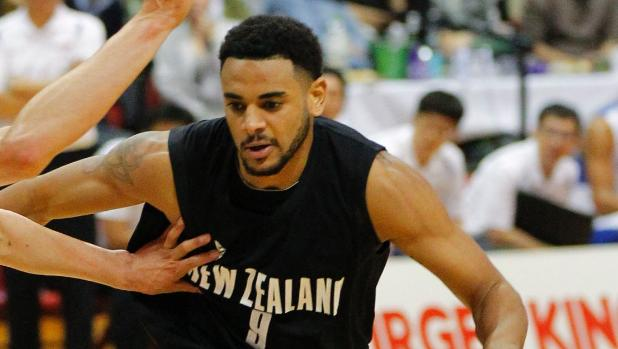 Ex-Breakers player Corey Webster pulled man's beard in Auckland pub, court told