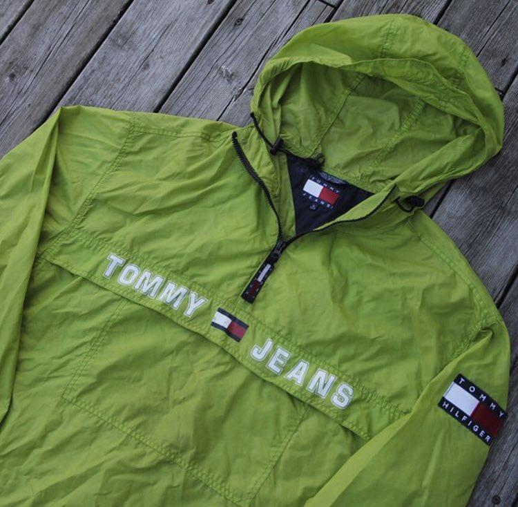 Vintage Tommy jacket �� https://t.co/V6j25hVPWn