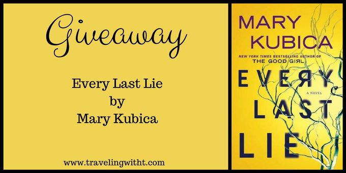 #FuturisticFriday Giveaway: Every Last Lie by Mary Kubica