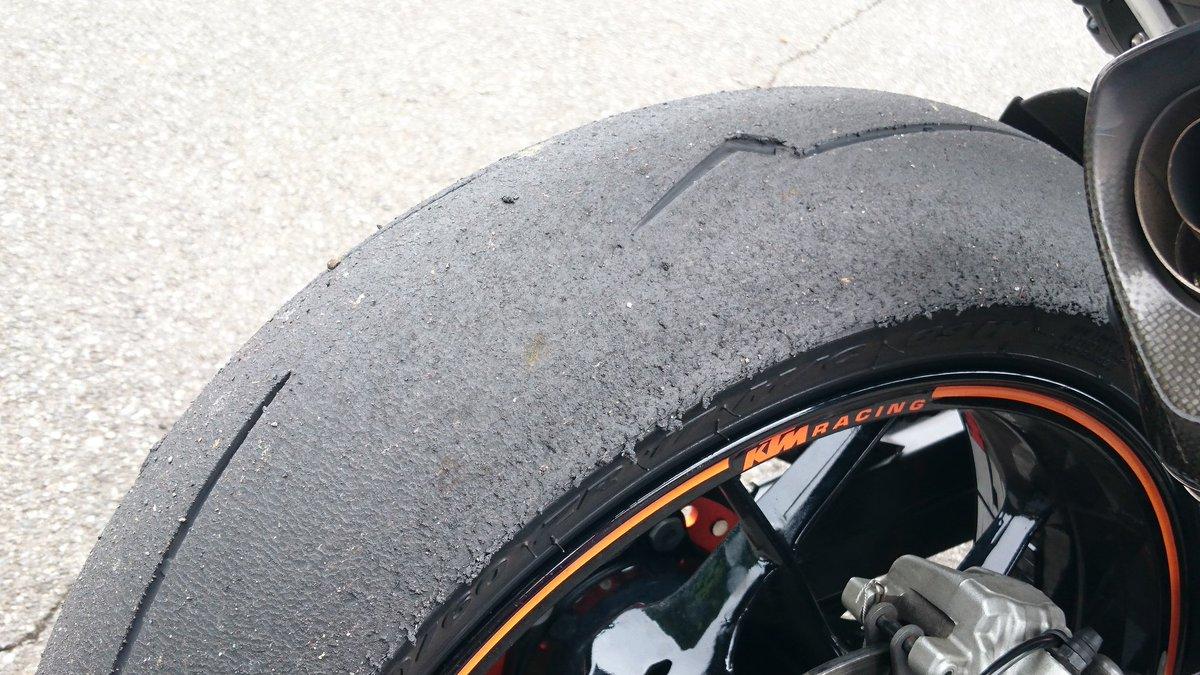 スーパーコルサV2は流石にここまで使うとドリフターズになってきたよwトミンモーターランドの2コーナー(帝王コーナー)にい