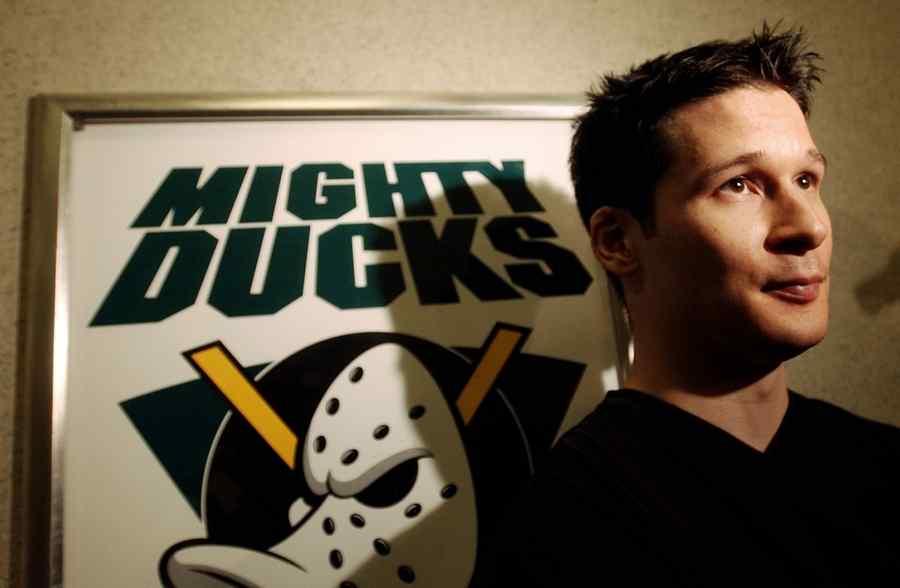 Ducks star Paul Kariya -- the numbers don't lie