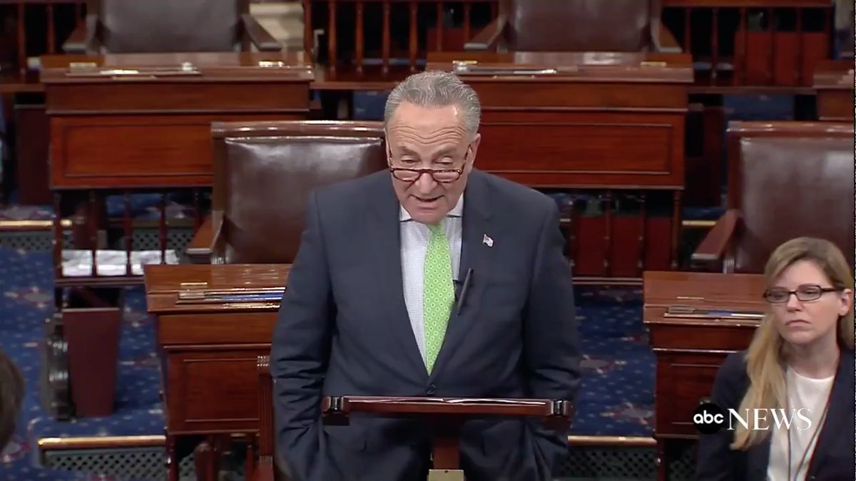 test Twitter Media - RT @thehill: Democrats to take over Senate floor to protest GOP healthcare bill https://t.co/w6lcxsNeBX https://t.co/g2zGH4Uk3P