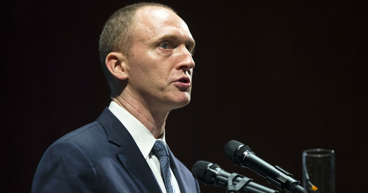 FBI interviewed ex-Trump adviser Carter Page for Russia investigation