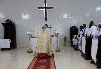 Man kills Kenyan pastor for making noise during church services in Juba