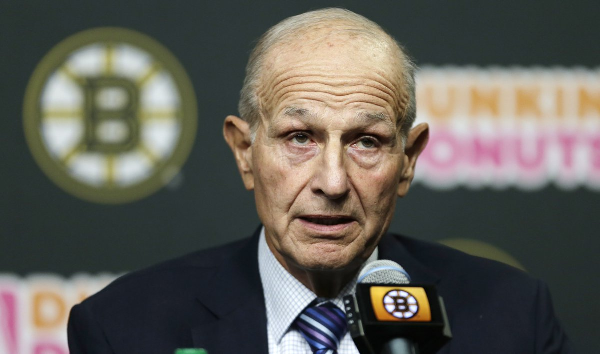 Jeremy Jacobs elected to Hockey Hall of Fame with 2017 class