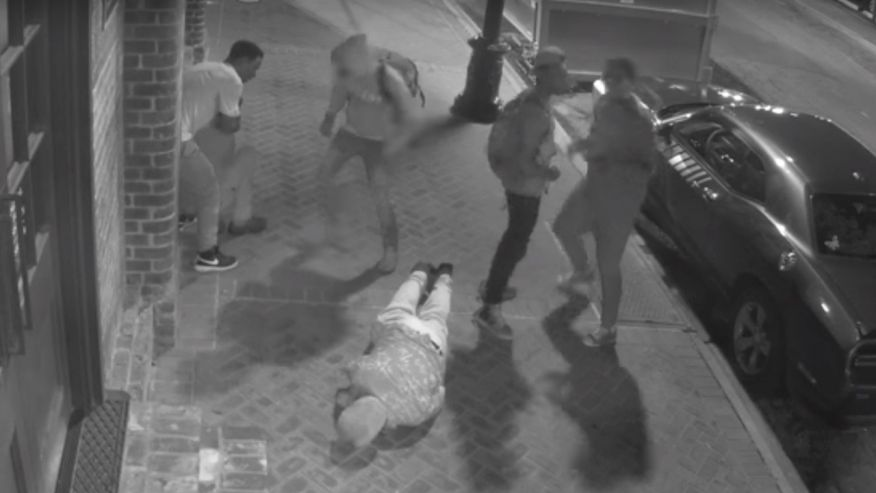 Watch: New Orleans PD seek suspects in the brutal attack of 2 tourists