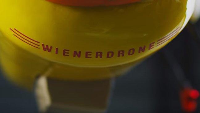 Hot dogs from the sky! Oscar Mayer debuts WienerDrone
