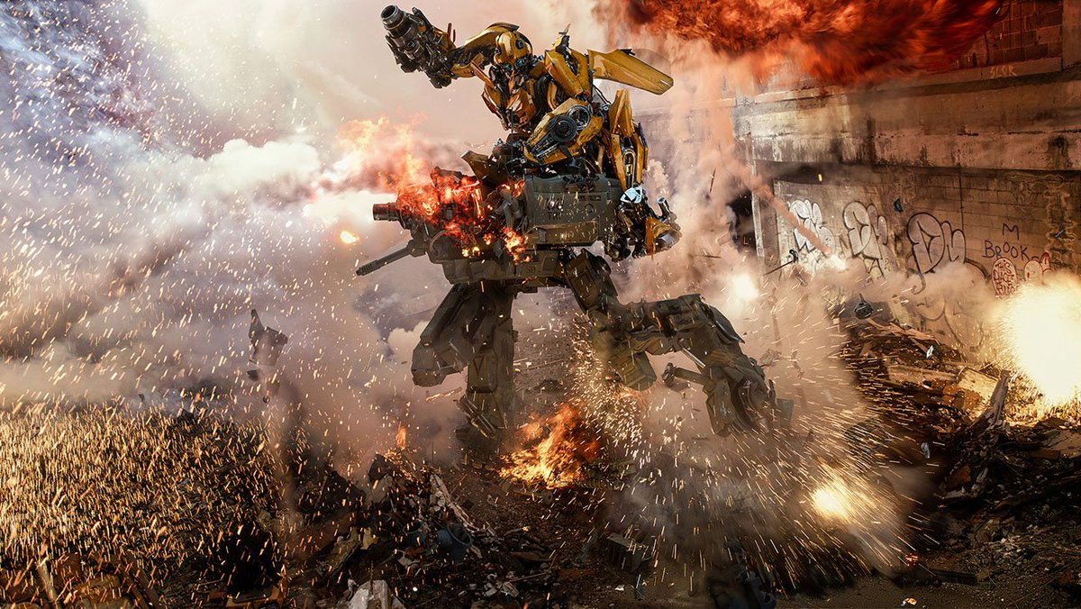 RT @HeatVisionBlog: The Unanswered Question at the Heart of 'Transformers: The Last Knight'