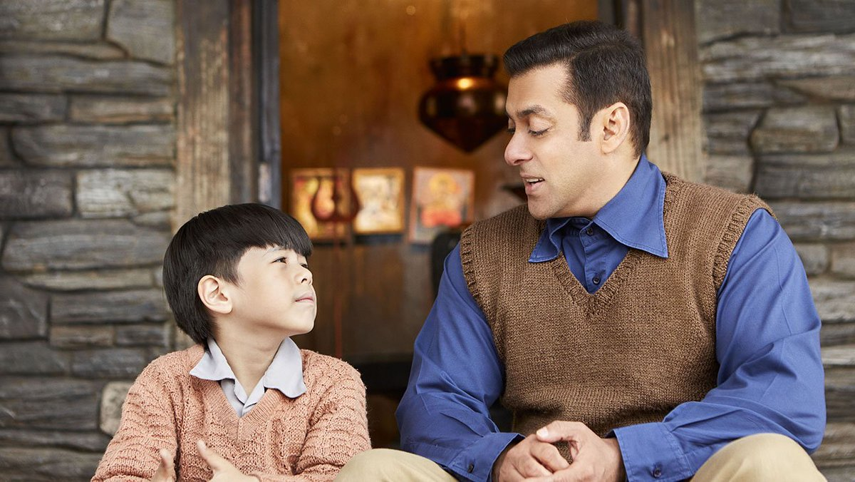 RT @THRGlobal: Film review: @BeingSalmanKhan in