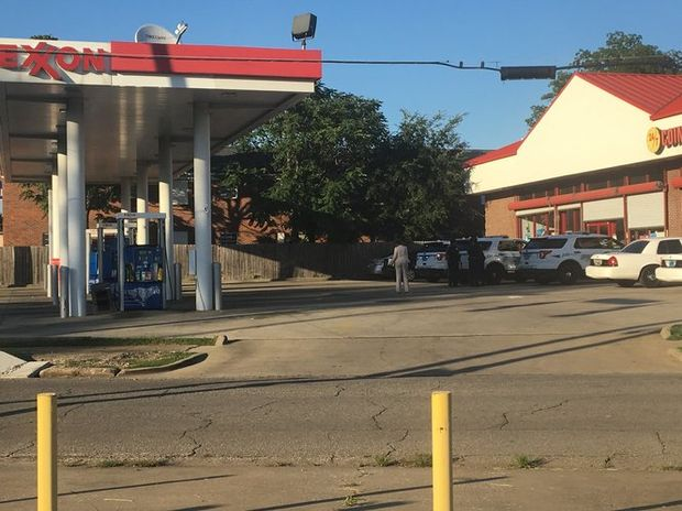 Man dies after argument turns into fatal shooting near Birmingham gas station