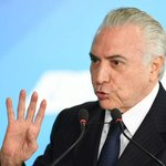 Brazil's top prosecutor charges Michel Temer with corruption