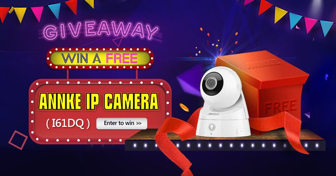 ANNKE GIVEAWAY PROMOTION