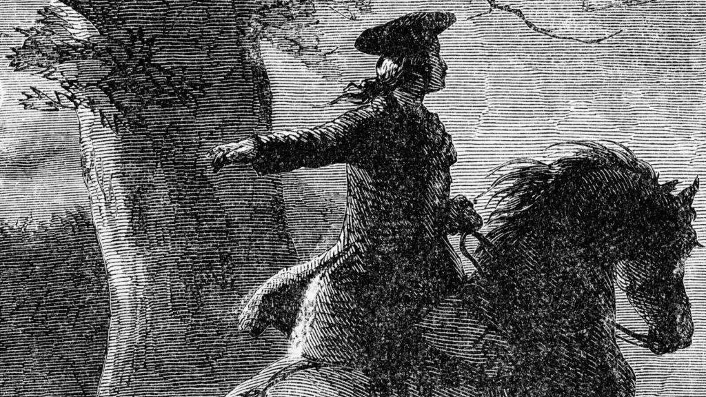 Paul Revere gets all the glory, but he wasn't the only one to ride through the night.  https://t.co/ytoYtmgteF https://t.co/8DAINR2Cii