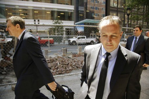 The Latest: Pharmacy boss must report to prison by Aug. 7