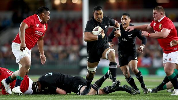 Lions tour: Under fire Jerome Kaino insists no intent to injure Conor Murray