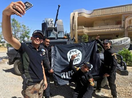 Foreign Isil fighters now trapped as forces close in
