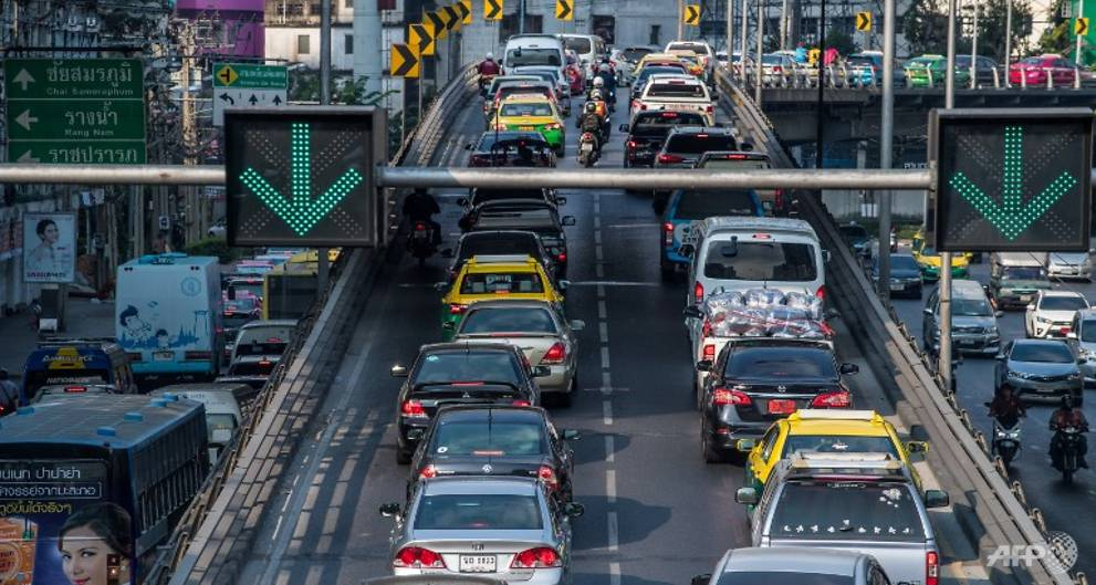 Thailand considers tolls for roads used by cross-border motorists