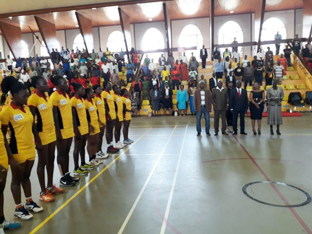 Three straight wins for superstar Uganda netball team