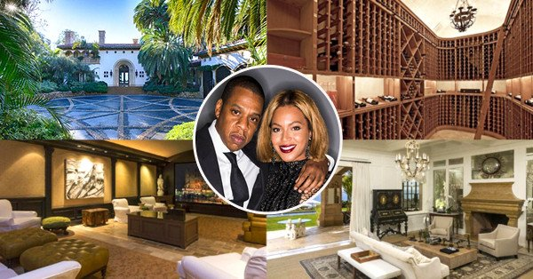 Beyoncé and Jay-Z have some fabulous rental homes, but it costs them a pretty penny: