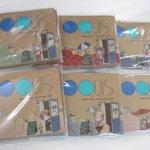 【グッズ入荷情報】「ヘタリア Axis Powers」の新商品「クロッキー帳」が入荷致しましたナゴ!アニメイト名古屋にて