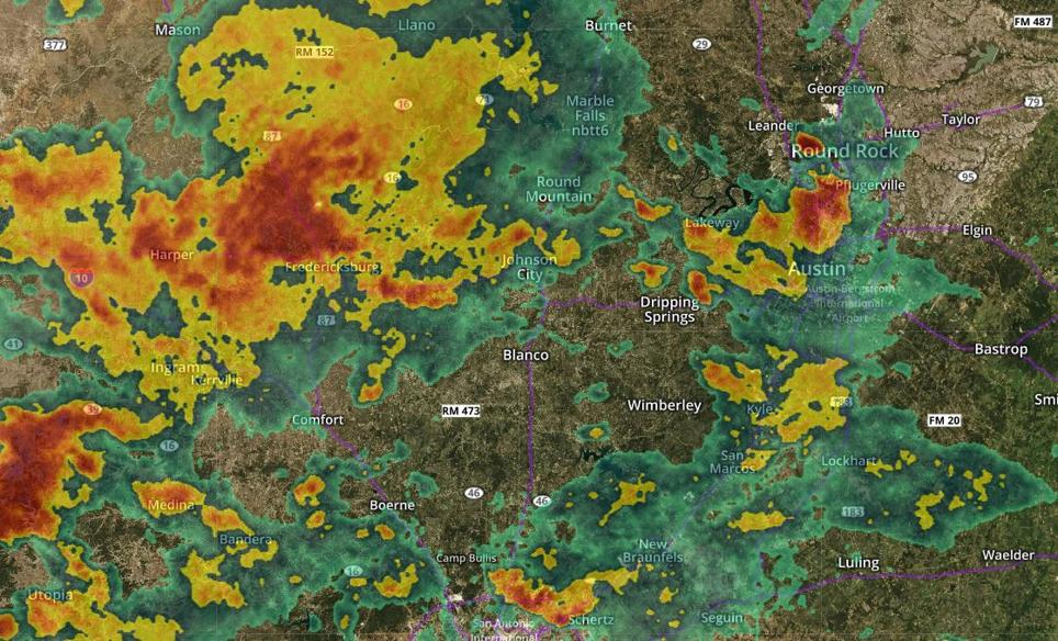 WEATHER UPDATE: Weather advisory  for Travis, Williamson counties expires