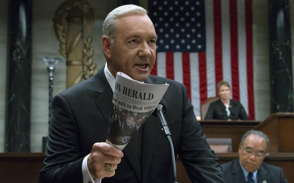 TV political dramas struggle to be as unbelievable as the new real life in Washington