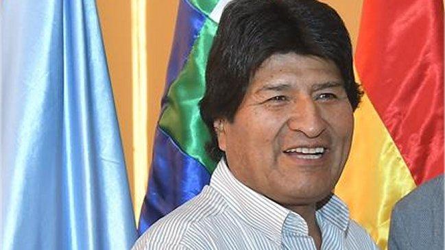 Evo Morales cuestionó la lucha antidroga de EE.UU por su consumo de cocaína