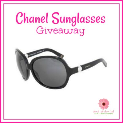 Chanel Sunglasses Giveaway (ends 7/17)