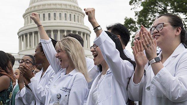 Keller @ Large: Health Care Fight Is Same OldStory